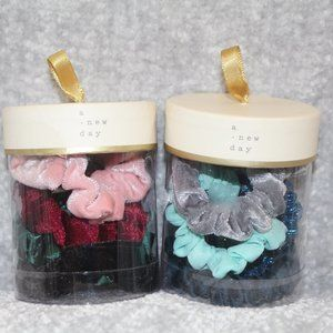 |A NEW DAY| Hair Tie Gift Sets (2)